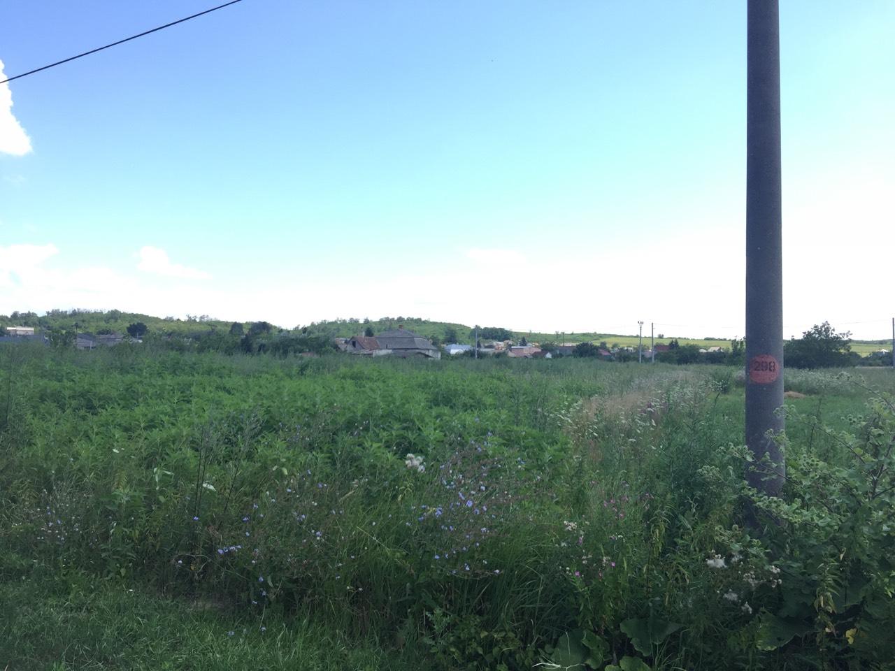 Stavebný pozemok – Streda nad Bodrogom